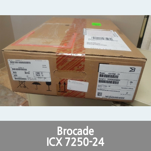 [Brocade][Ruckus] Ruckus ICX7250-24 ETHERNET SWITCH - BRAND NEW *OPEN BOX*