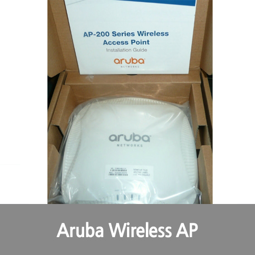 [신품][Aruba][무선AP] NEW Aruba AP-205 Wireless Network Access Point Dual 2x2 802.11ac AP AP205 AP200