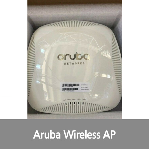 [중고][Aruba][무선AP] AP-225-US APIN0225 HPE JW174A Wireless Access Point 802.11n/ac AsNew Cond