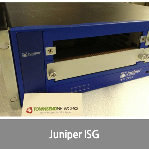 [Juniper] NS-ISG-2000 Dual AC- Advanced Model